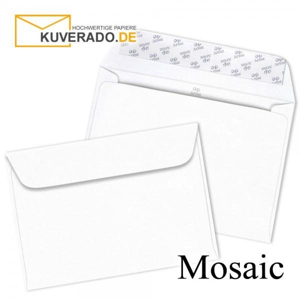 Artoz Mosaic weiße Briefumschläge DIN C6