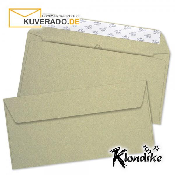 Artoz Klondike Briefumschlag in blattgold-metallic DIN C6/5