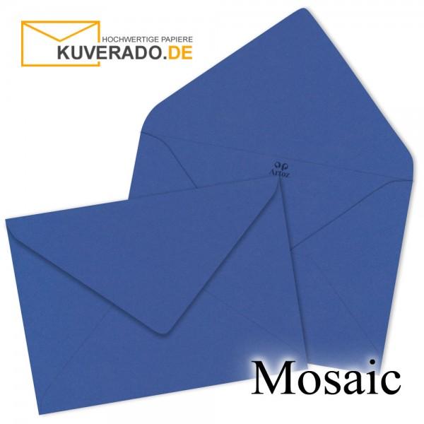 Artoz Mosaic marineblau Briefumschläge DIN C7