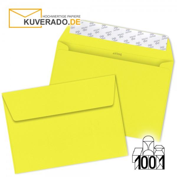 Artoz 1001 Briefumschläge maisgelb DIN C6