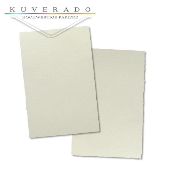 Büttenpapier Karten Diplomat