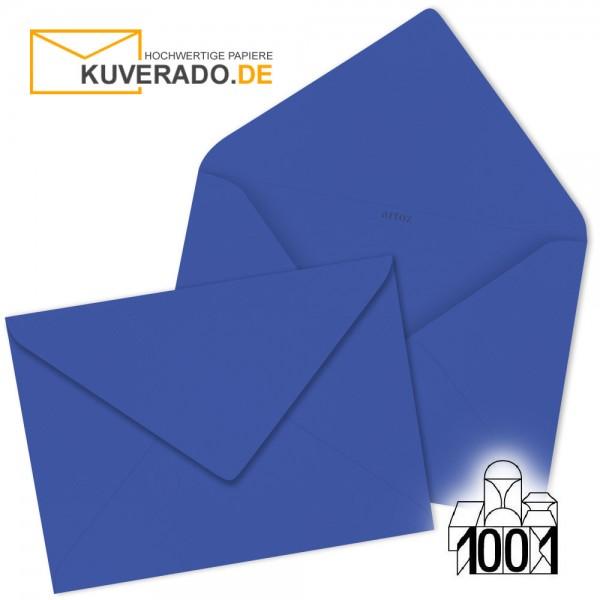 Artoz 1001 Briefumschläge majestic-blue 75x110 mm