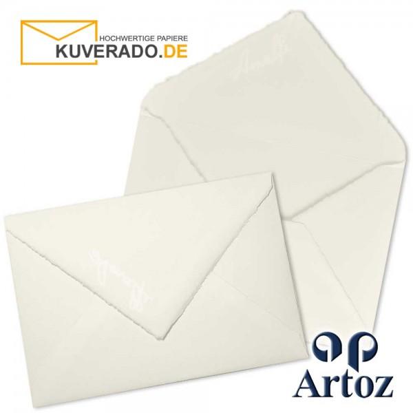 ARTOZ Corona - Briefumschläge aus handgeschöpftem Büttenpapier im Format DIN C5