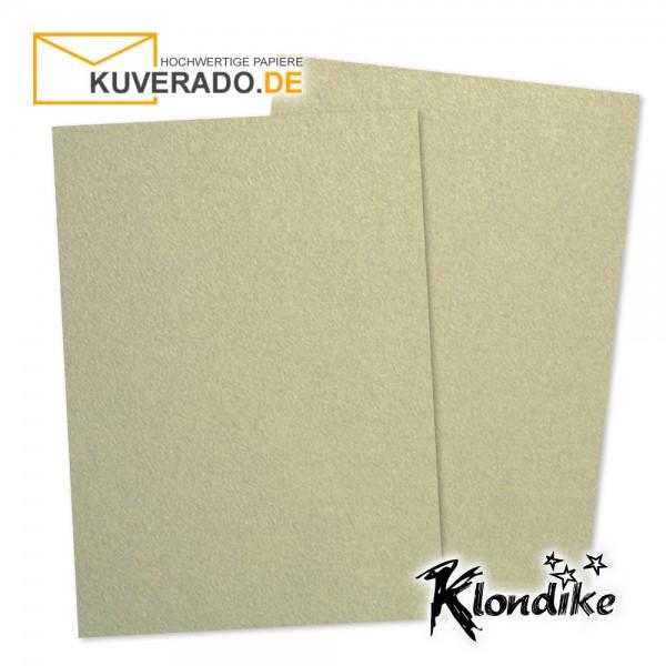 Artoz Klondike Briefpapier in blattgold-metallic DIN A4