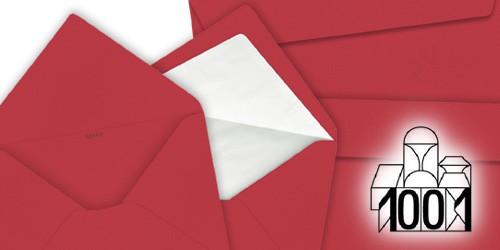 rote Briefumschläge von Artoz Papier - 1001