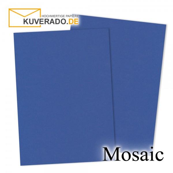 Artoz Mosaic marineblauer Briefkarton DIN A4