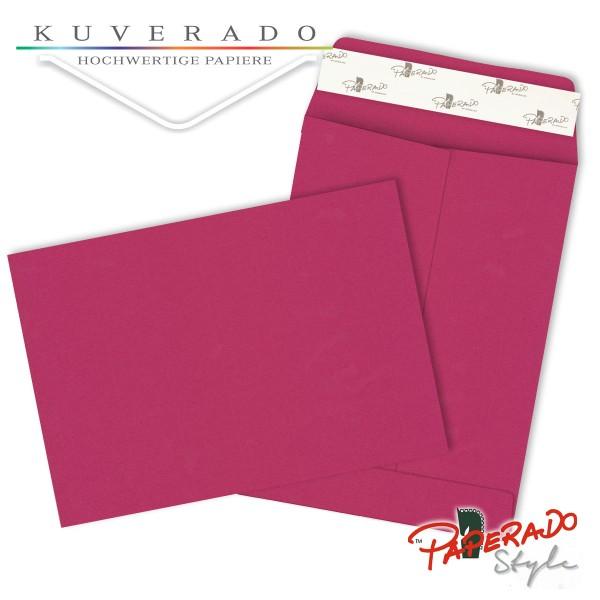 Paperado Style Briefumschläge amarena 134x184 mm