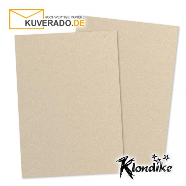 Artoz Klondike Briefpapier in titan-metallic DIN A4
