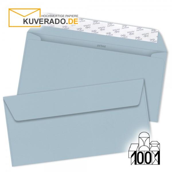 Artoz 1001 Briefumschläge pastellblau DIN lang