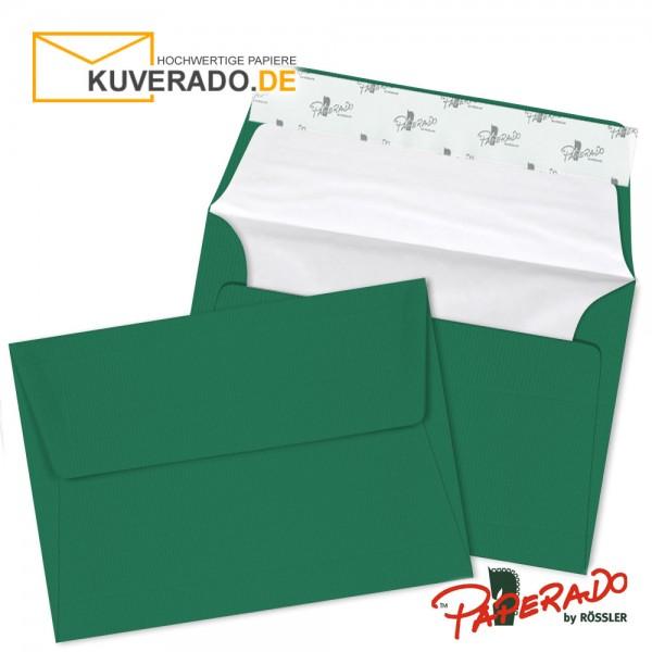 Paperado Briefumschläge tannengrün DIN B6