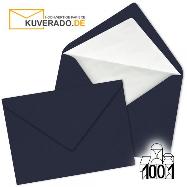 Artoz 1001 Briefumschläge navy-blue DIN C6