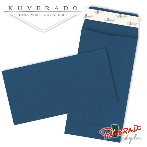 Paperado Style Briefumschläge jeansblau 114x224 mm