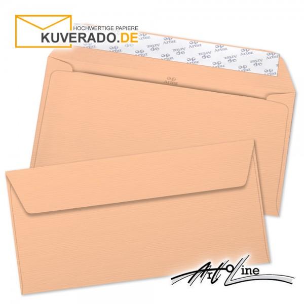 Artoz Artoline Briefumschlag in salm-rosa DIN C6/5