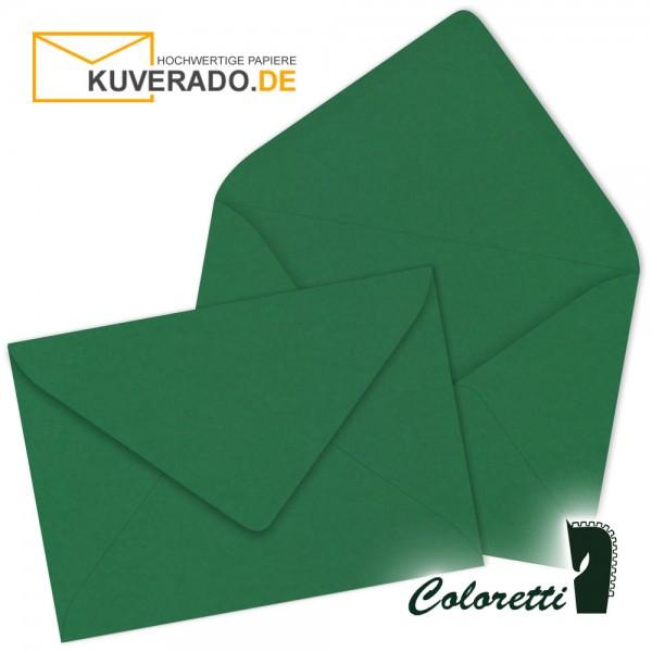 Grüne DIN C7 Briefumschläge in forest von Coloretti