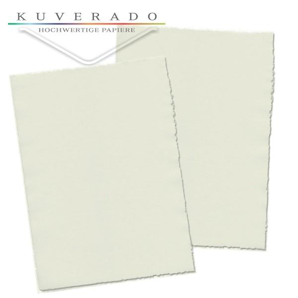 Briefpapier aus echt Bütten im Format DIN A4