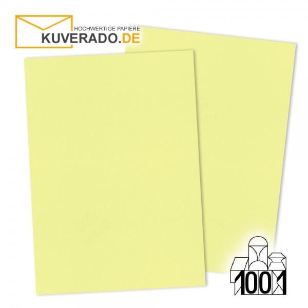 Artoz 1001 Briefpapier citro-gelb DIN A4 mit Wasserzeichen