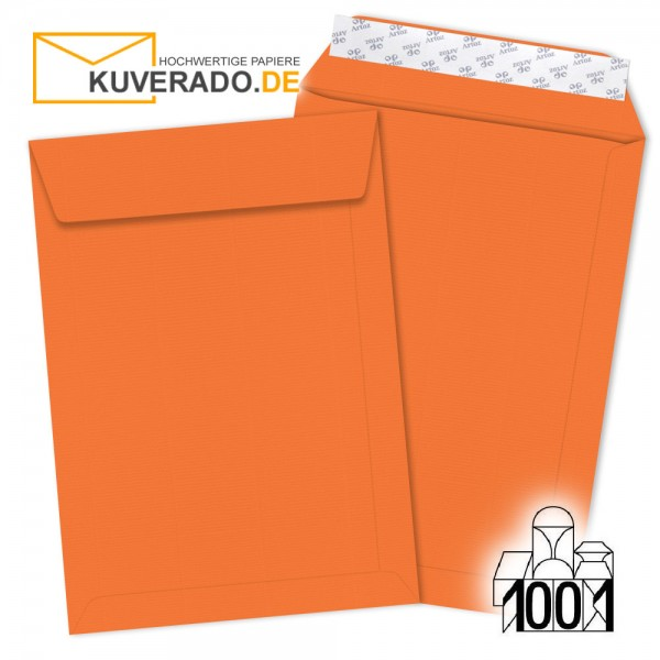 Artoz Versandtaschen mandarin-orange DIN C4