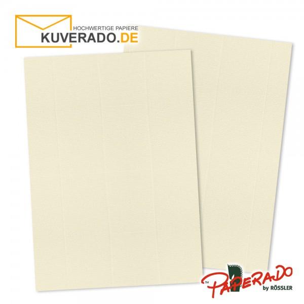 Paperado Briefpapier in chamois beige DIN A4 160 g/qm