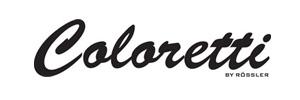 Logo: Rössler Papier- Coloretti