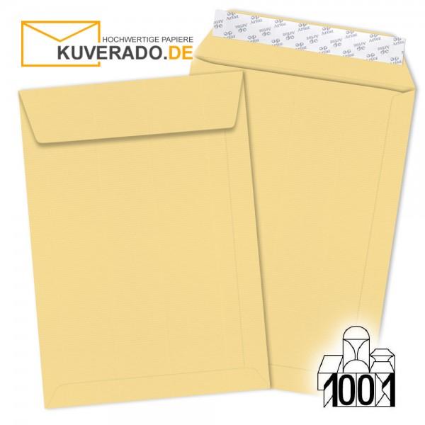 Artoz 1001 Versandtaschen honiggelb DIN C4