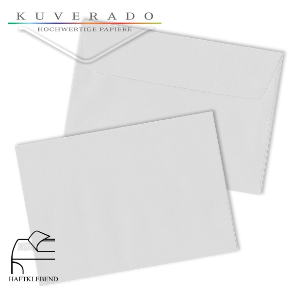 graue Briefumschläge DIN C5