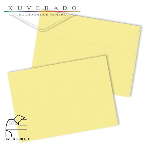gelbe Briefumschläge DIN C5