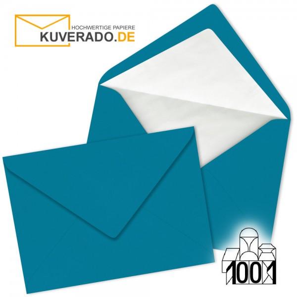 Artoz 1001 Briefumschläge petrol-blau DIN C6