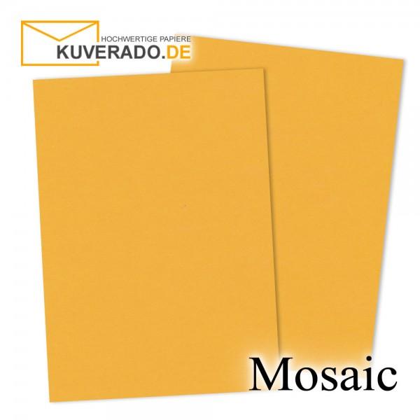 Artoz Mosaic papaya-oranger Briefkarton DIN A4
