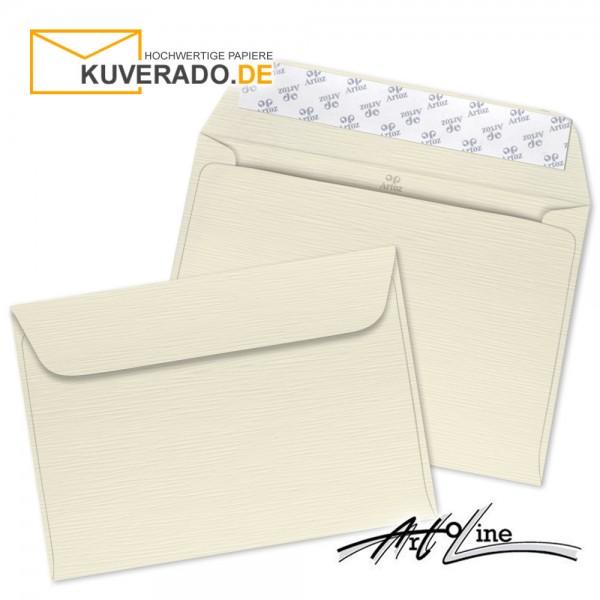 Artoz Artoline Briefumschlag in zabaione-beige DIN C5