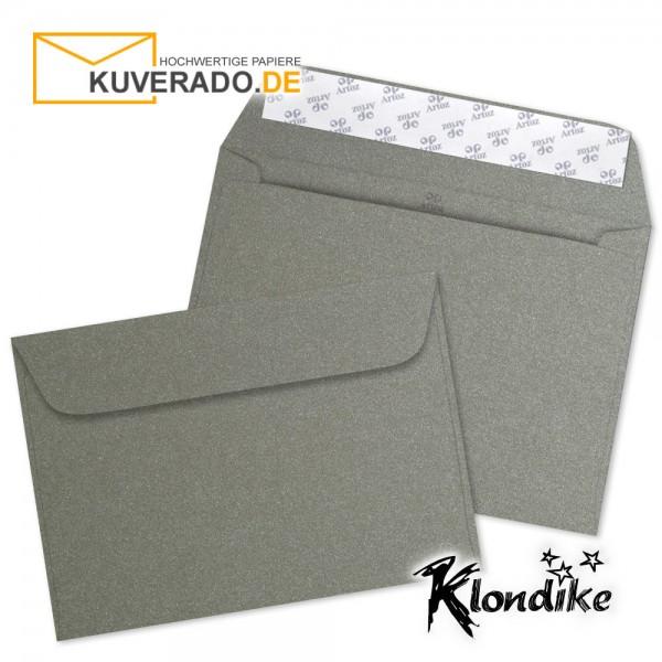 Artoz Klondike Briefumschlag in turmalin-metallic DIN C6