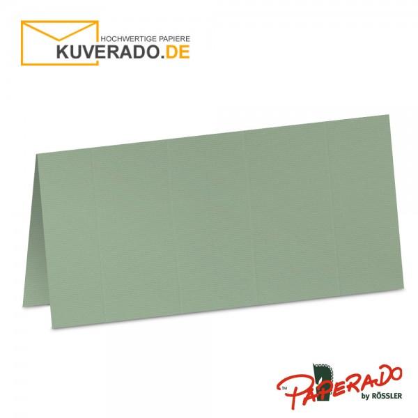Paperado Tischkarten in eukalyptus