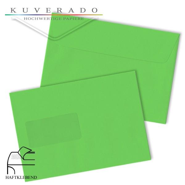 grüne Briefumschläge DIN C5