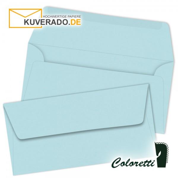 Himmelblaue DIN lang Briefumschläge von Coloretti