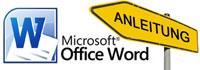 Briefumschläge mit Microsoft Word bedrucken