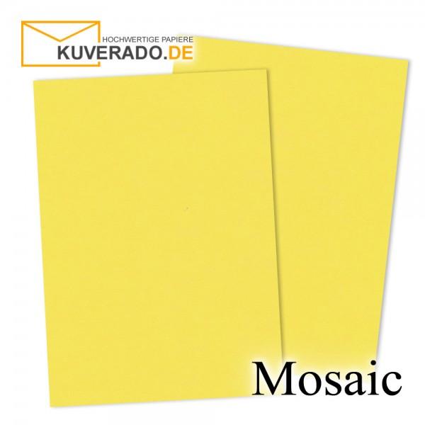 Artoz Mosaic gelber Briefkarton DIN A4