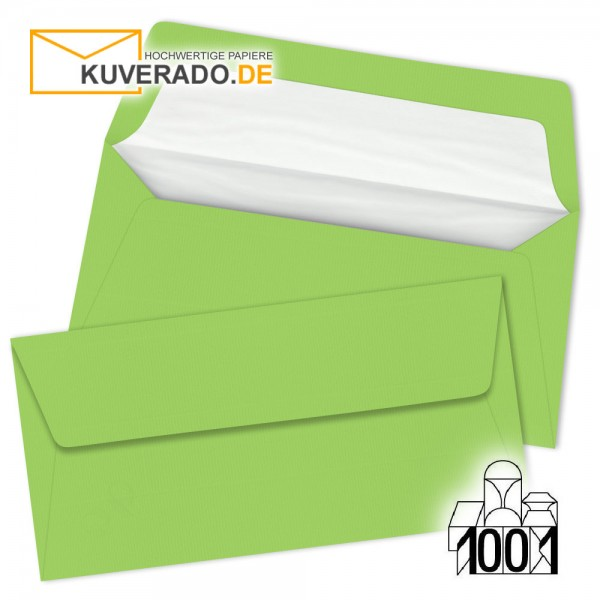 Artoz 1001 Briefumschläge Birkengrün DIN lang