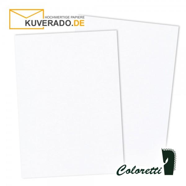 Weißes Briefpapier in 165 g/qm von Coloretti