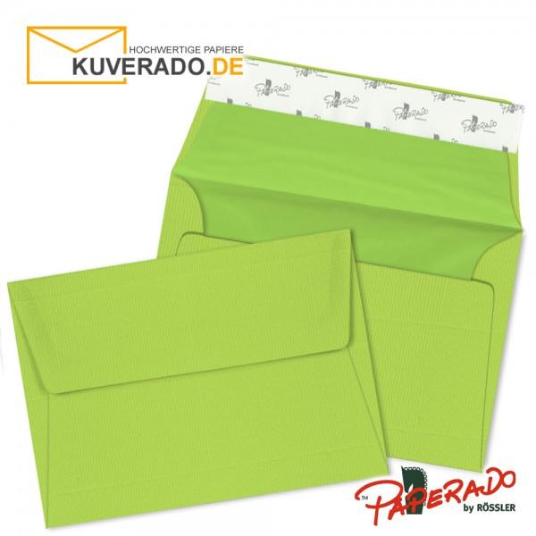 Paperado Briefumschläge maigrün DIN B6