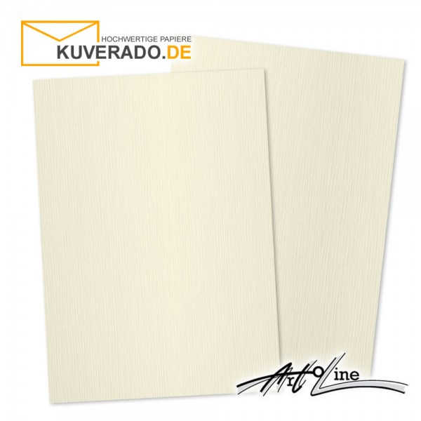 Artoz Artoline Briefpapier in zabaione-beige DIN A4