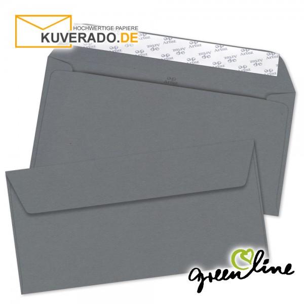 ARTOZ Greenline   Recycling Briefumschläge in granit-grau DIN lang