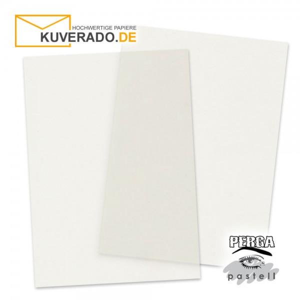 Artoz transparentes Briefpapier weiß DIN A4