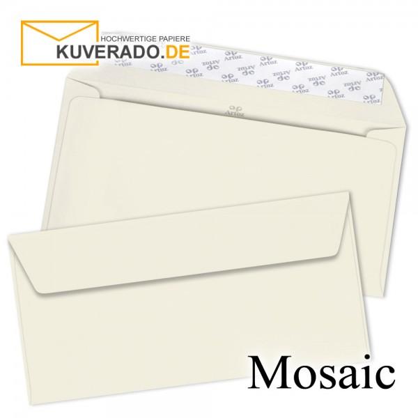 Artoz Mosaic ivory Briefumschläge DIN C6/5