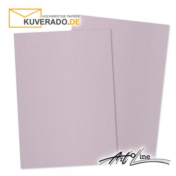Artoz Artoline Briefpapier/Tonkarton in sakura-lila DIN A4