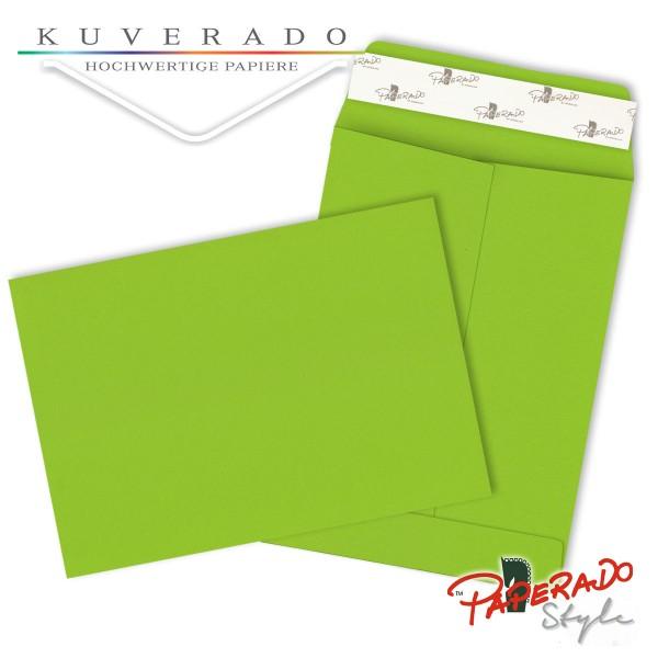 Paperado Style Briefumschläge maigrün 134x184 mm