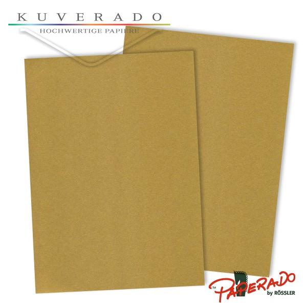 Paperado Karton gold DIN A3