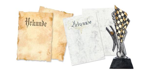 Urkundenpapier