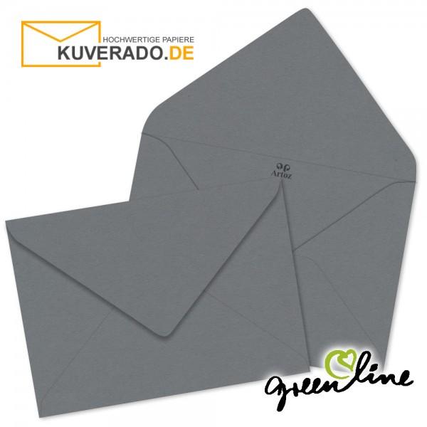 ARTOZ Greenline | Recycling Briefumschläge in granit-grau DIN B6