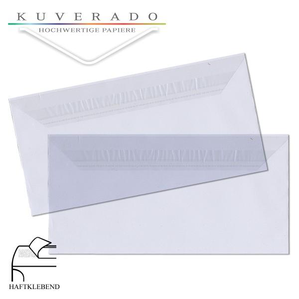 Folienumschläge aus PP im Format 125x235 mm