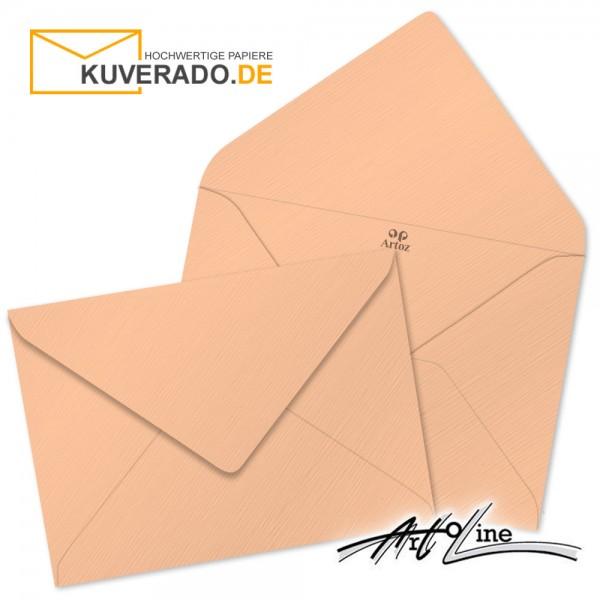 Artoz Artoline Briefumschlag in salm-rosa DIN E6