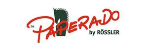 Logo: Rössler Papier- Paperado